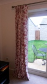Triple / pinch pleat lined curtains, made to measure - Winchcombe