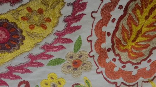 Baker Makasar fabric