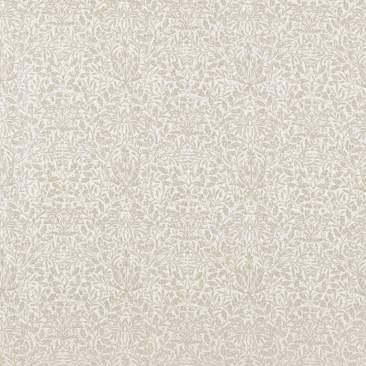 Morris pure acorn fabric