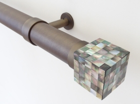 50mm BB mother of pearl riva cube