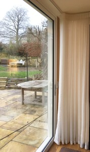 Gloucestershire Cheltenham wave curtain maker